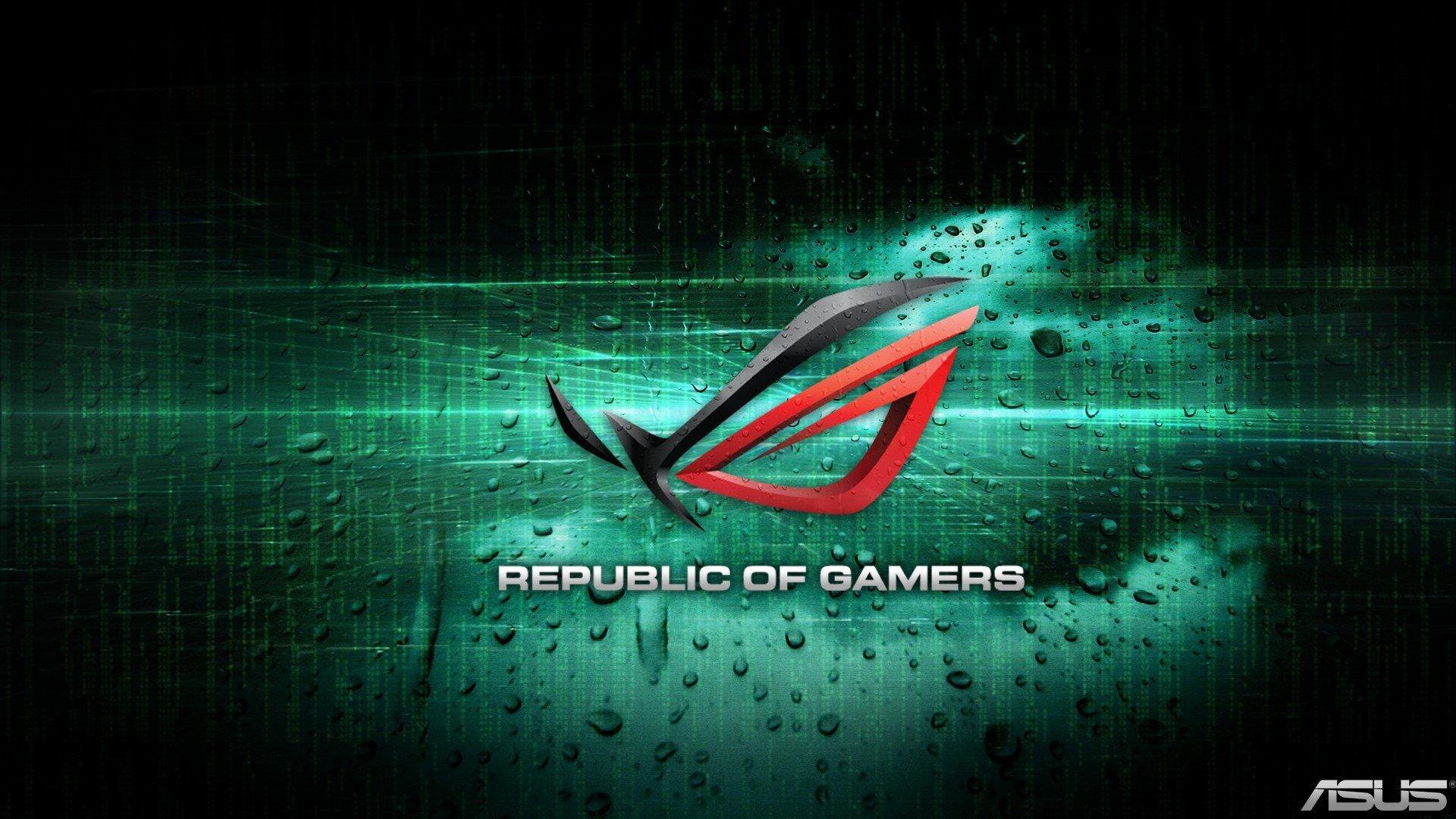 Wallpapers Republic Of Gamers HD Taringa 1920x1080
