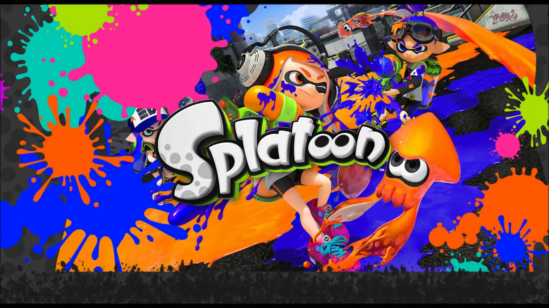 Splatoon Squids Kids and Memes Gone Wild   Constantly Calibrating 1920x1080