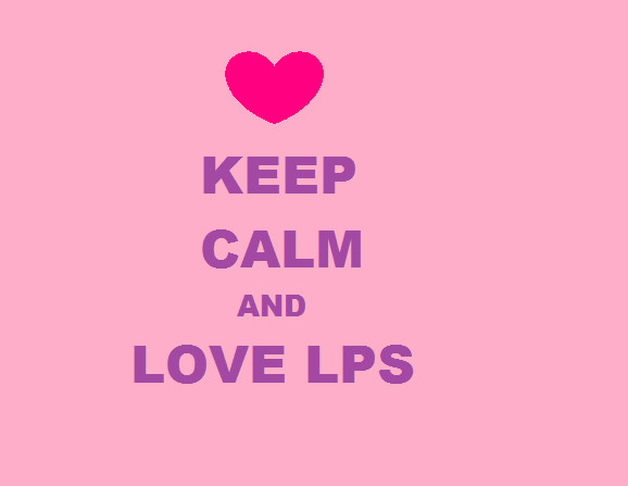 Keep Calm and Love LPS Desktop and mobile wallpaper Wallippo 578x447