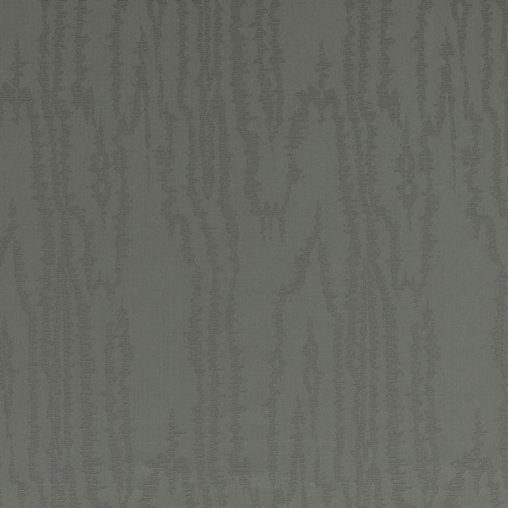 Moir Silk French Grey Wallpaper wallpaper everywhere Pinter 736x736
