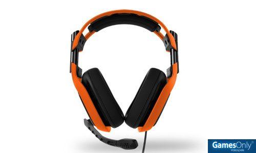 Astro Gaming A40 Headset Neon Orange PC 500x300
