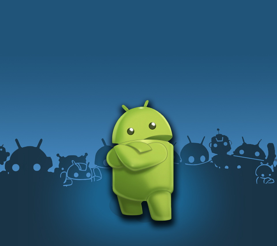 android wallpaper 960x854