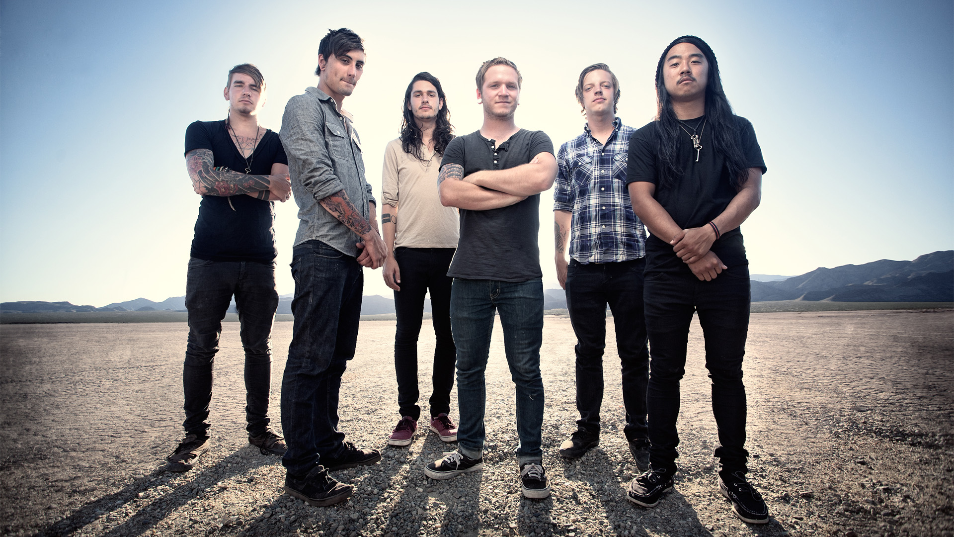 We came as romans wallpaper hope