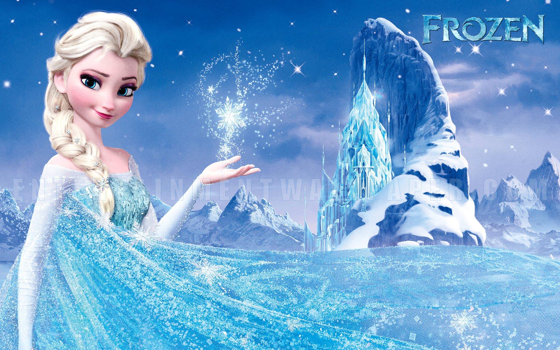 Frozen Elsa Wallpaper 1920x1200