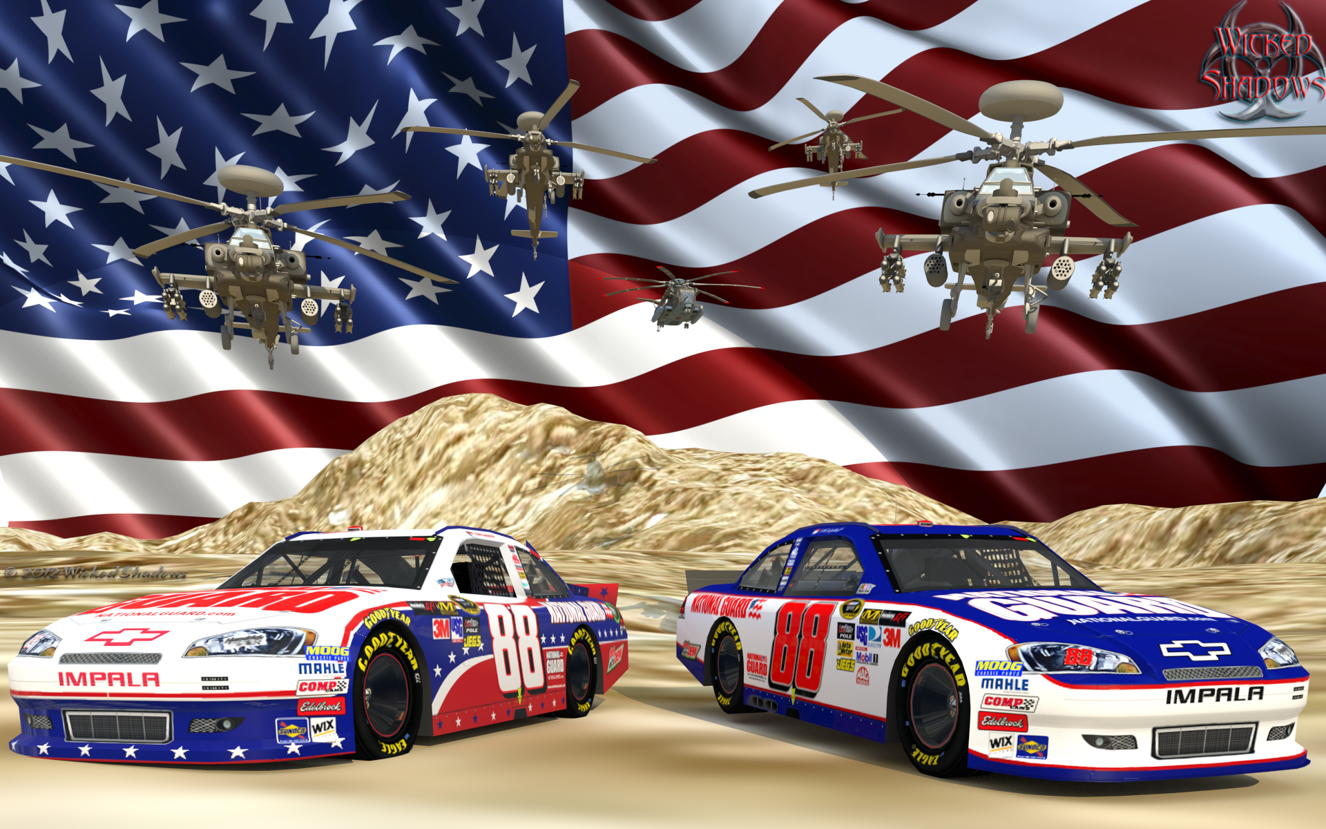 50 Nascar Hd Wallpapers On Wallpapersafari: [50+] Free NASCAR Wallpaper And Screensavers On