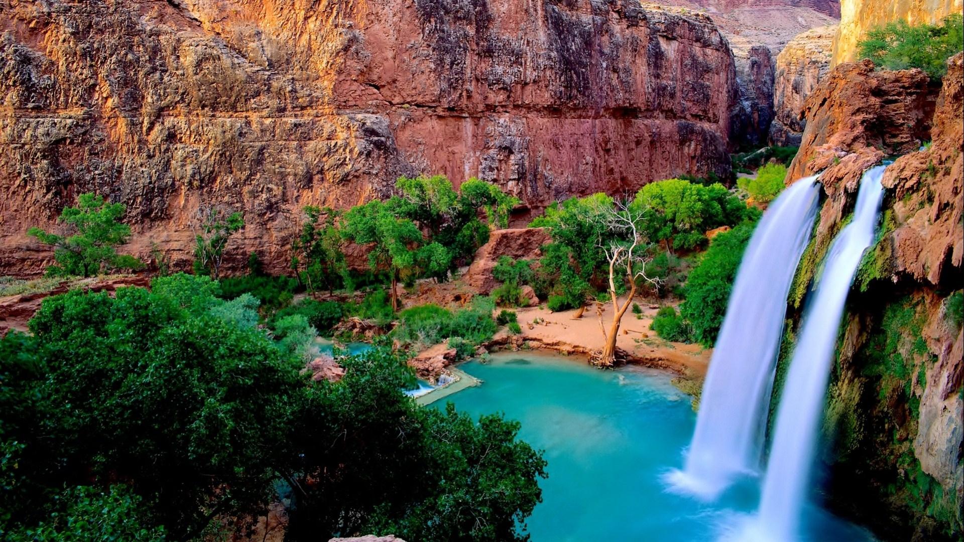 Waterfall Wallpaper   Most Beautiful Waterfall Wallpapers for Desktop 1920x1080