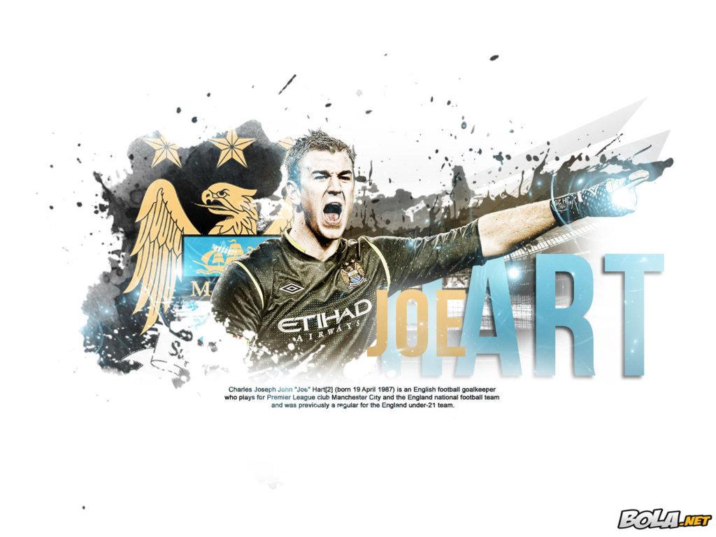 Joe Hart Wallpaper HD 2013 4 Football Wallpaper HD Football 1024x768