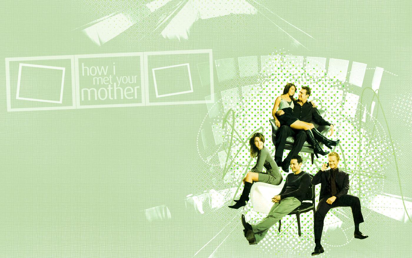 How I Met Your Mother HIMYM Wallpaper 1400x875