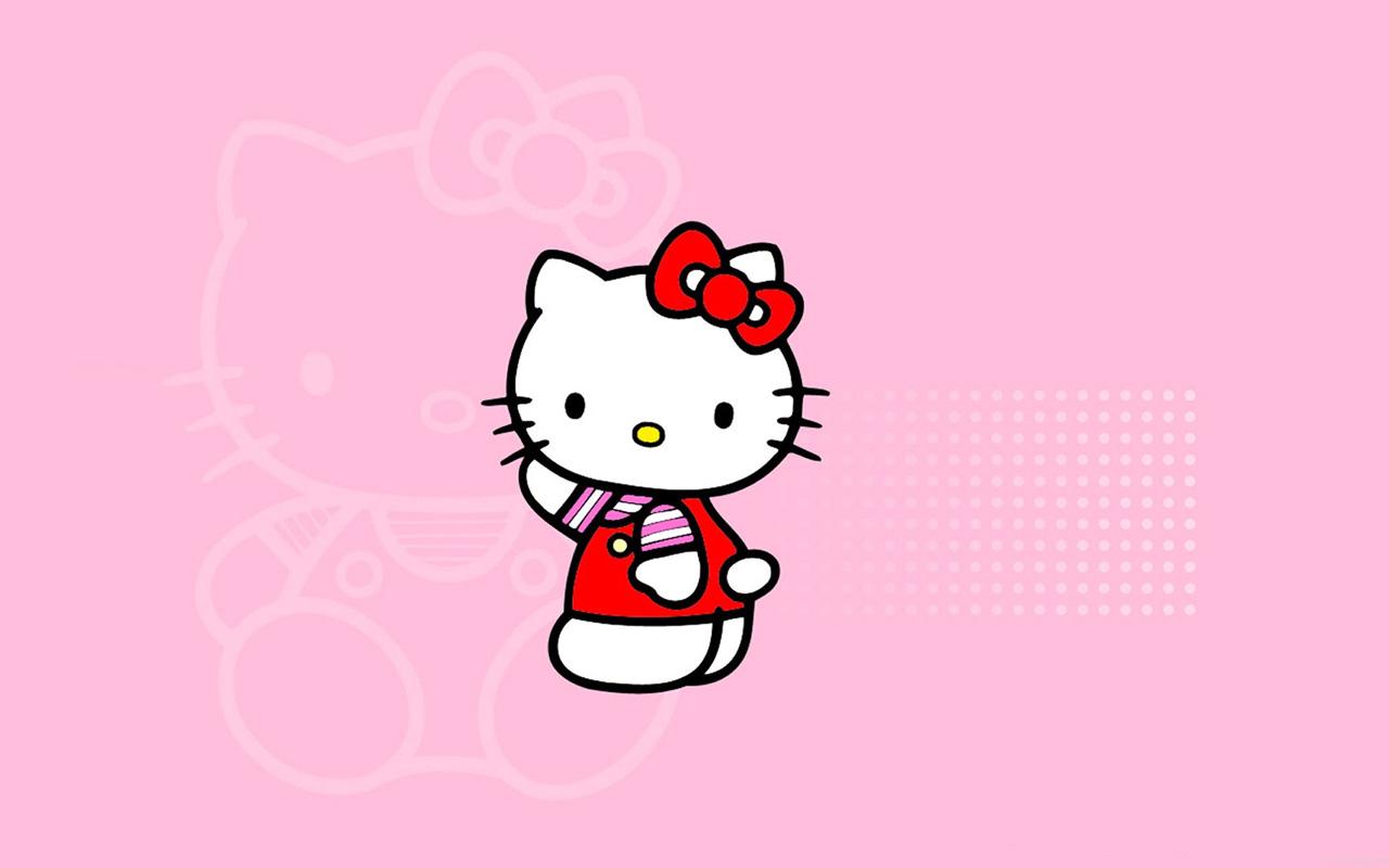 Spring hello kitty hd wallpaper wallpapersafari - Wallpaper hello kitty full hd ...