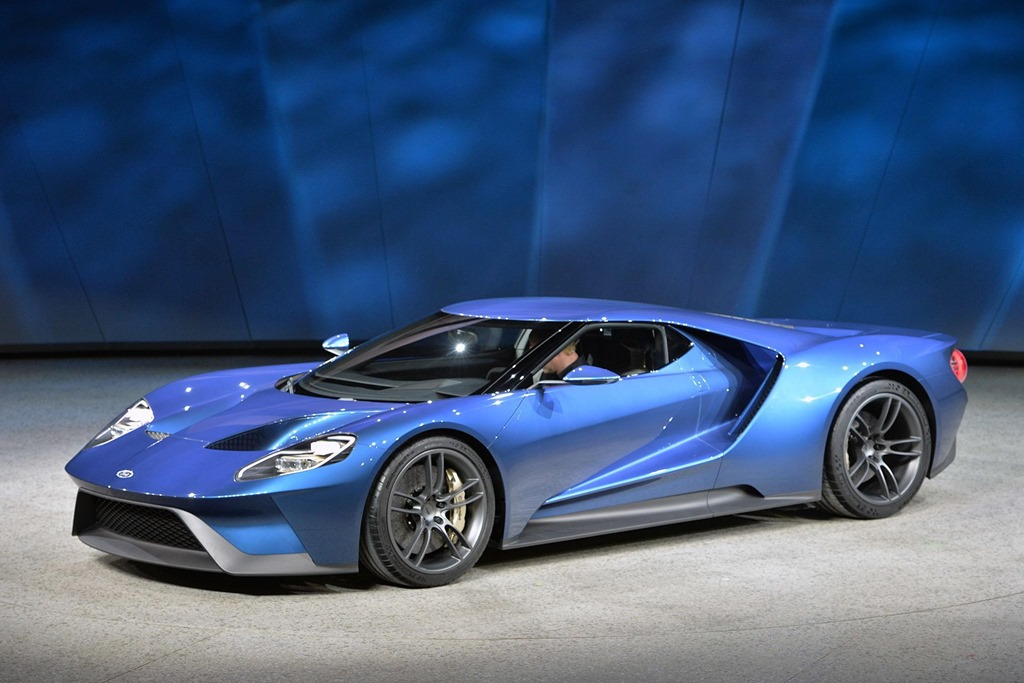 2017 Ford GT supercar HD wallpapers 19201280 Hot Cars Zone 1024x683