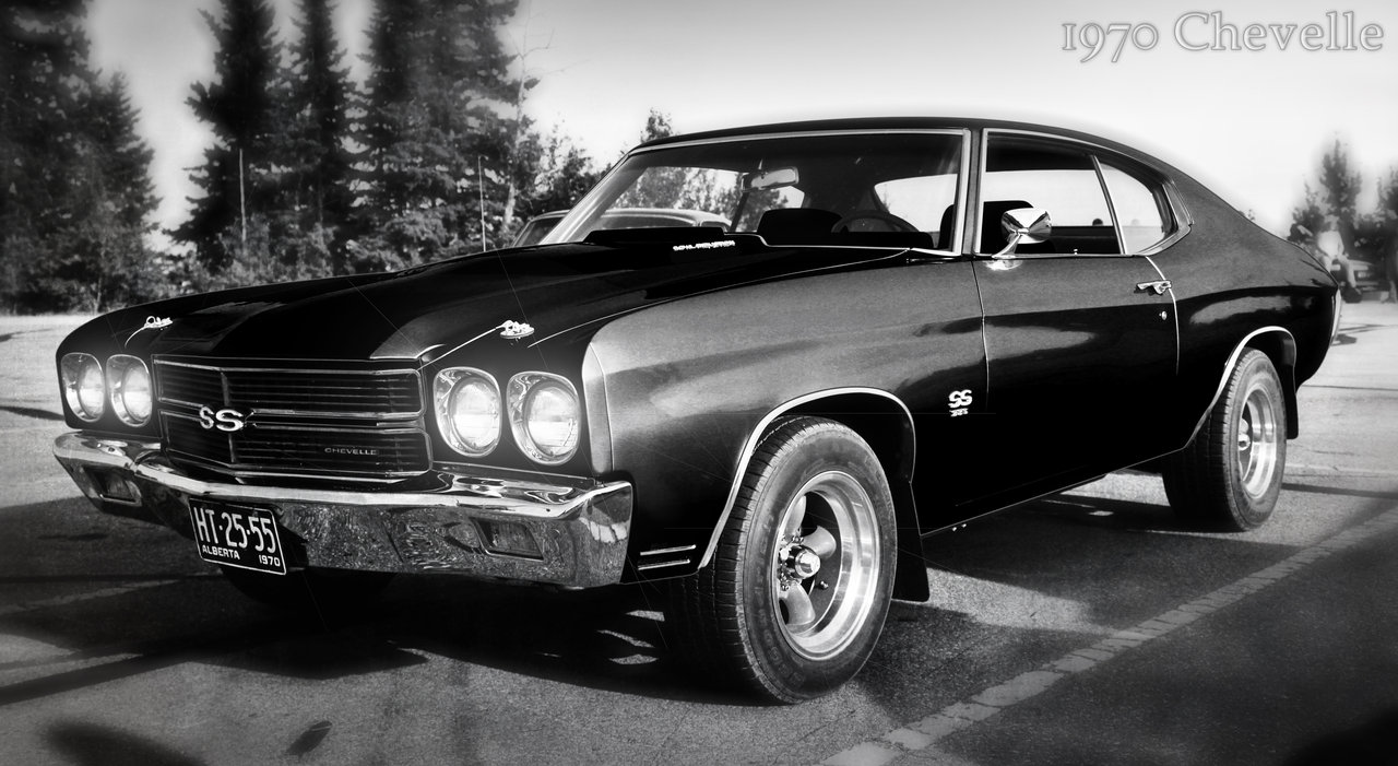 1970 Chevelle Wallpaper by Mysterious Master X 1280x701