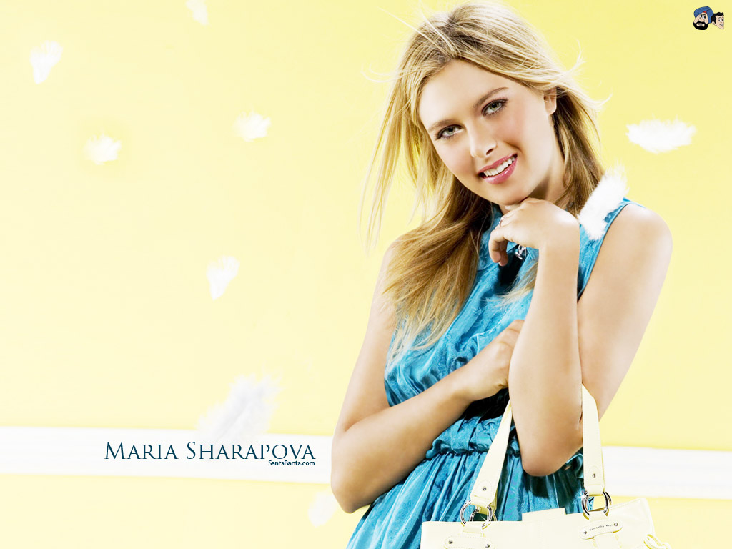 Maria Sharapova Wallpaper 75 1024x768