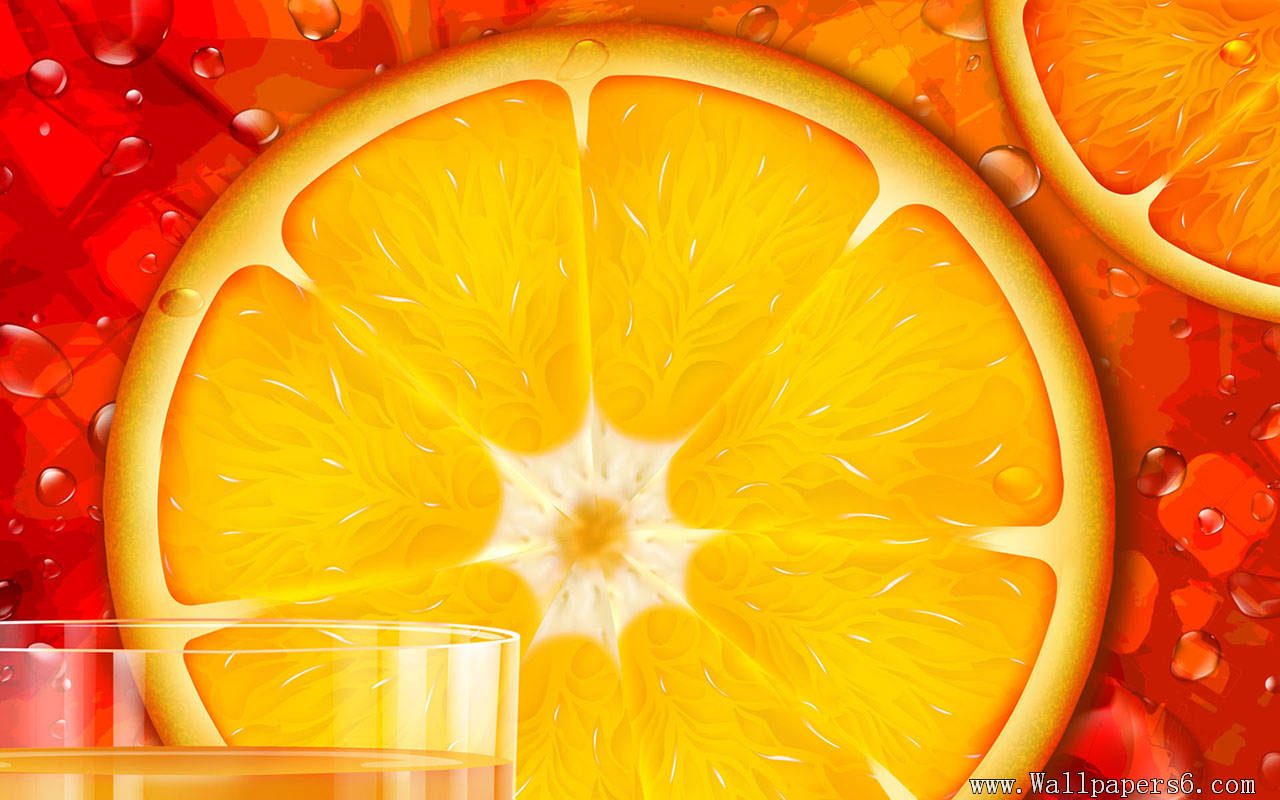 design wallpapers orange juice orange juice wallpapers download 1280x800