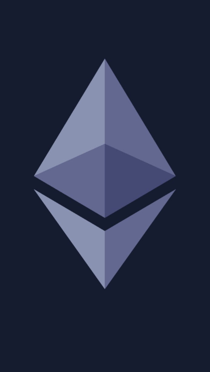 Here Have a Ethereum wallpaper for your smartphone   Imgur 694x1232