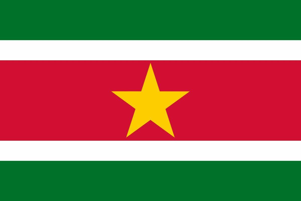 suriname flag Surinam Flag Bandera Republiek van Suriname 1200x800