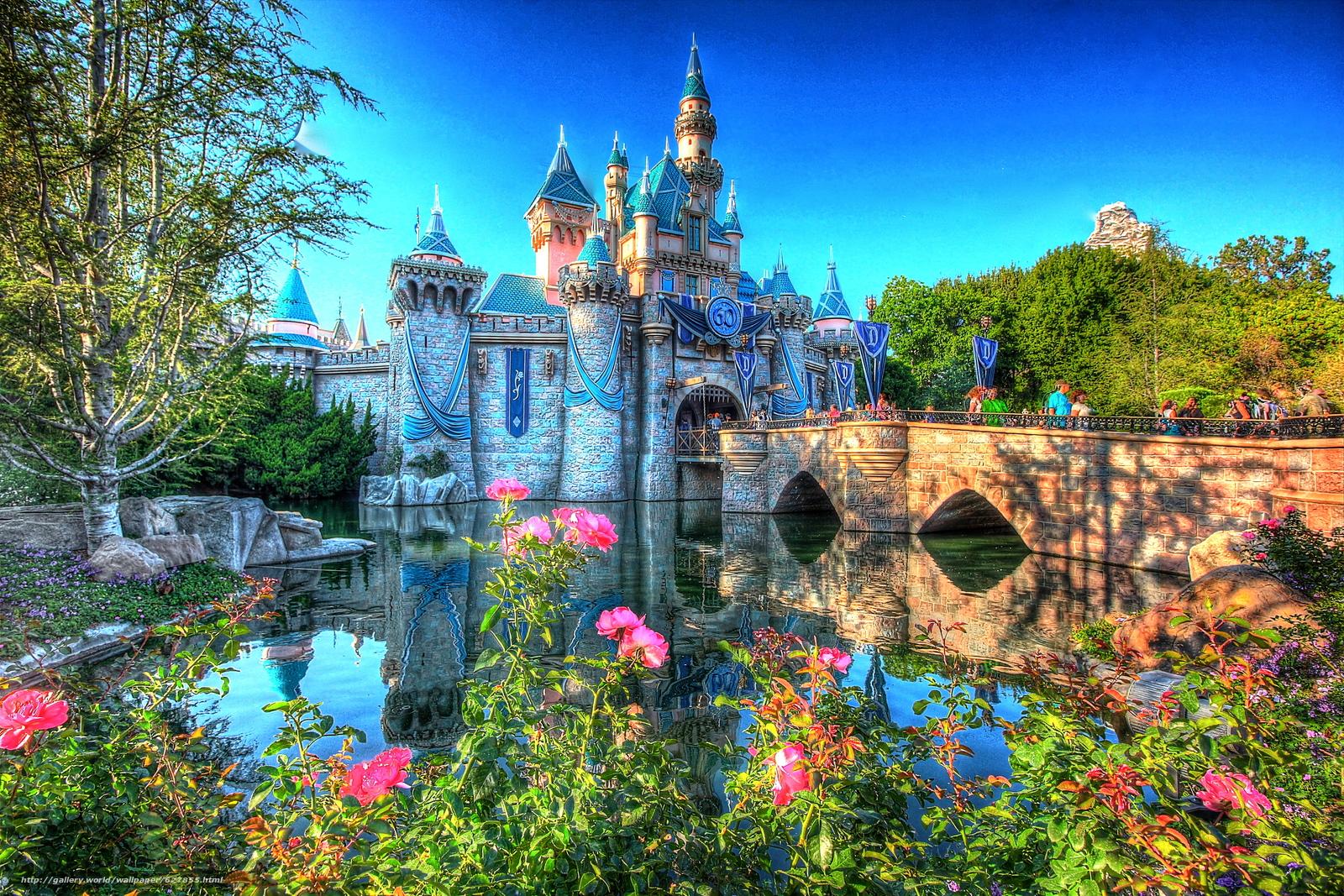 Disneyland Southern California It celebrated its 60th anniversary 1600x1067