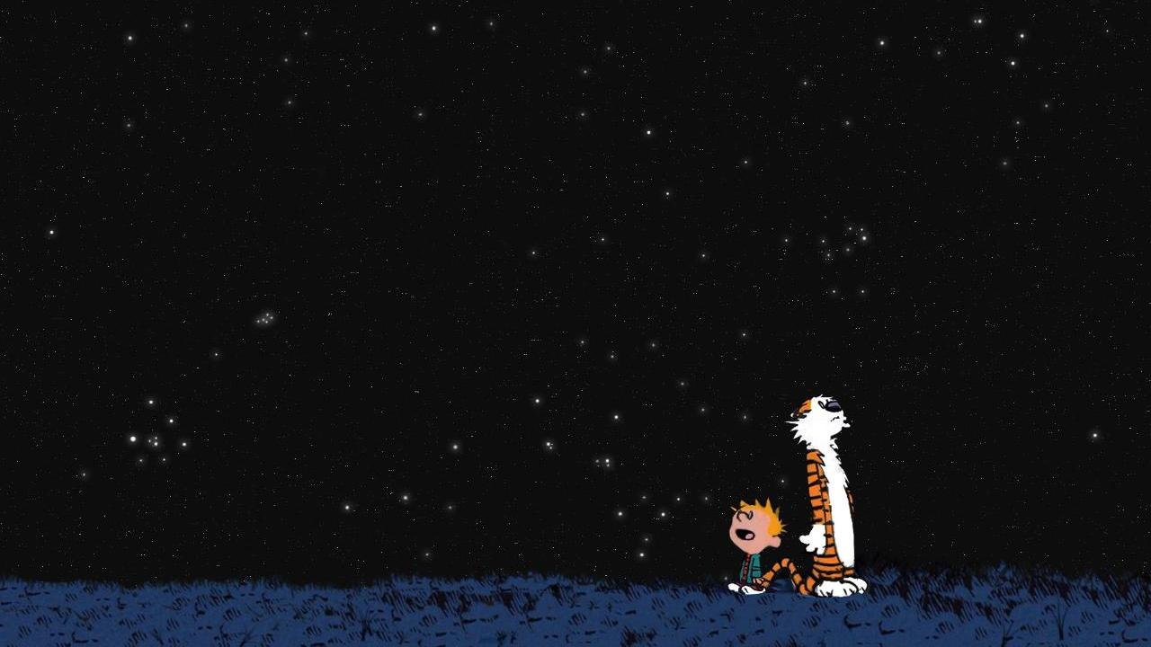 calvin and hobbes HD Wallpaper   General 865652 1280x720