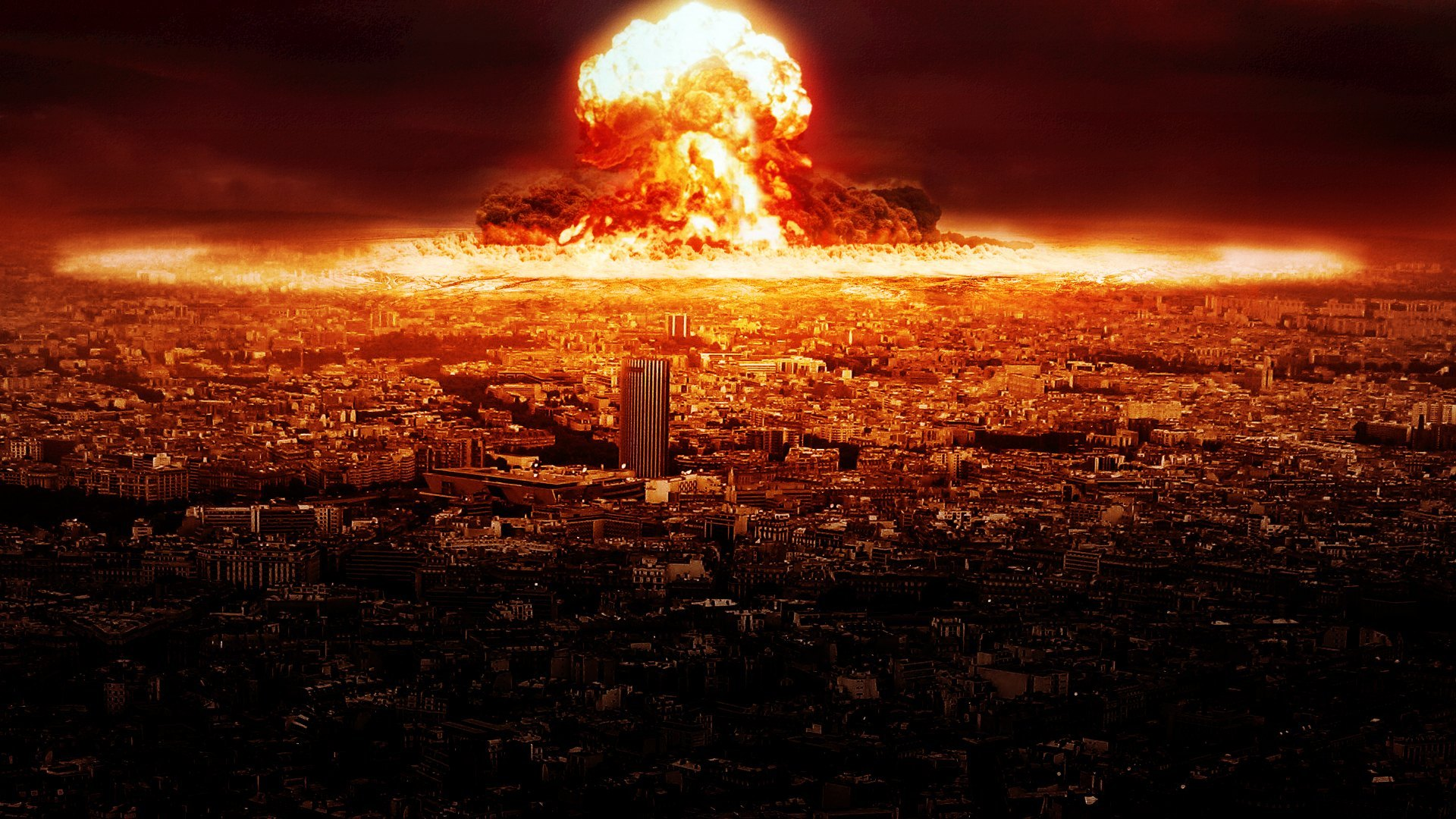 Nuclear Explosion 1920x1080