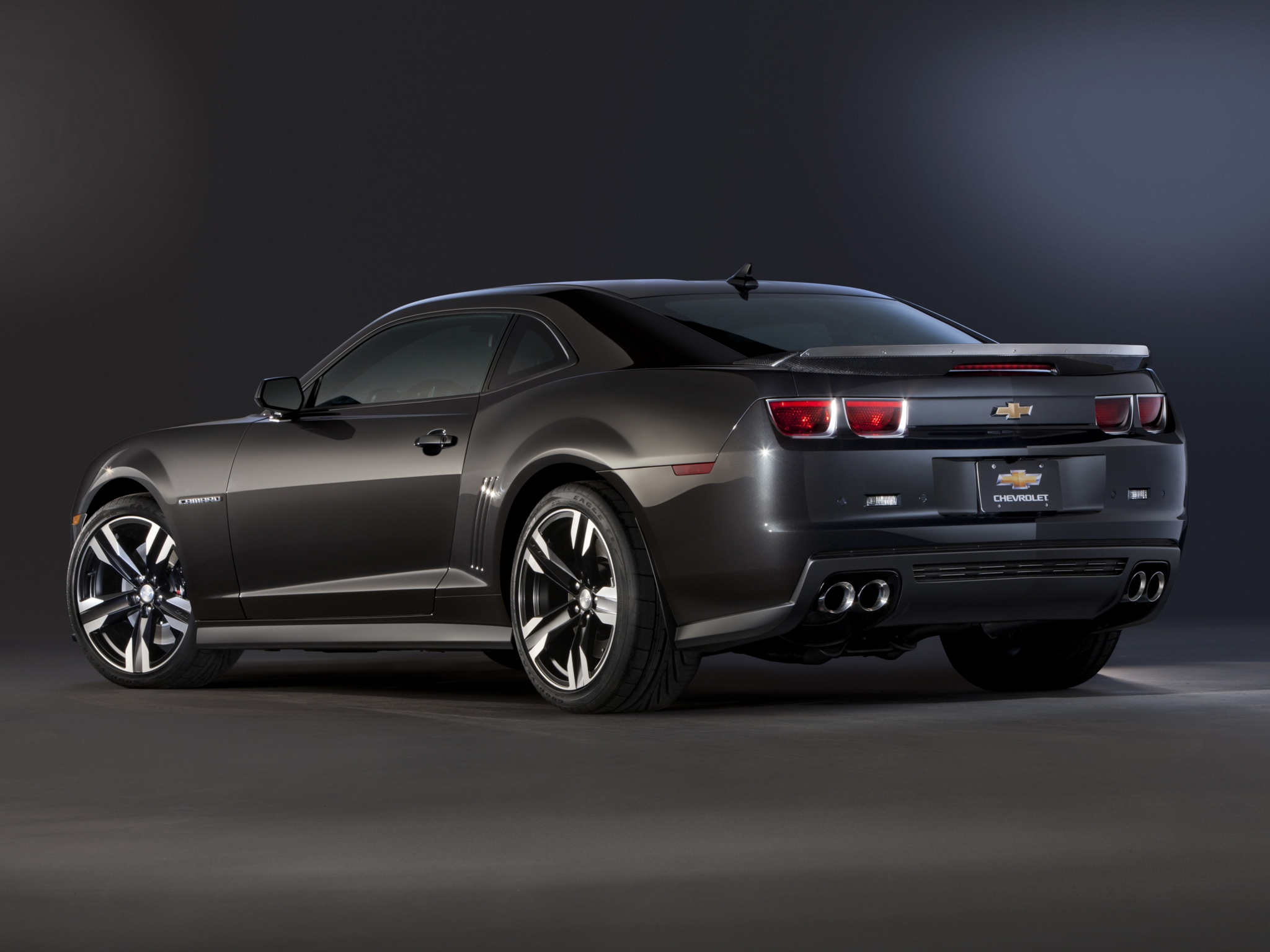 Wallpapers Chevrolet Camaro ZL1 Carbon Concept 2011 Wallpapers 2048x1536