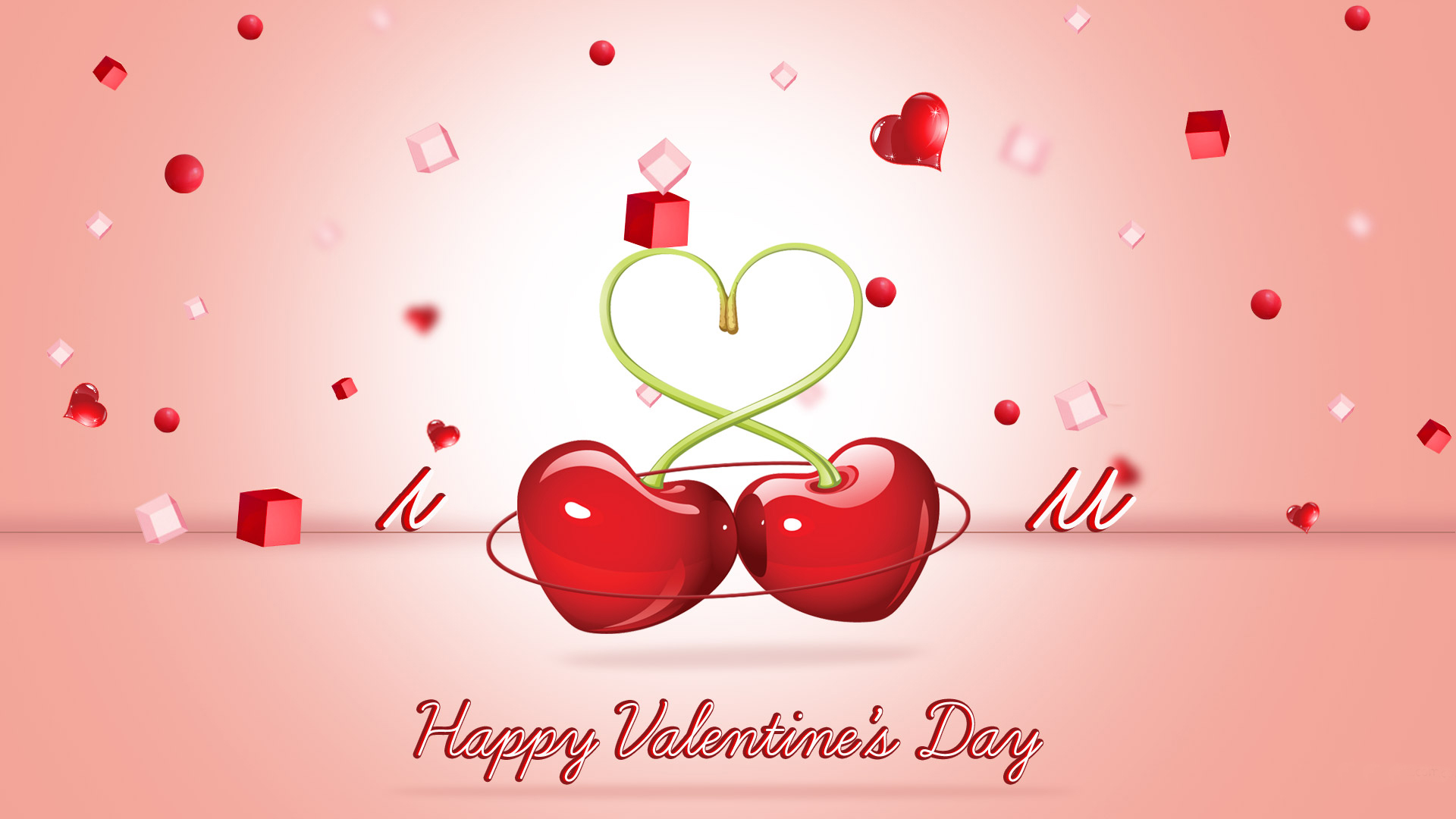 Happy Valentines Day Background Wallpaper