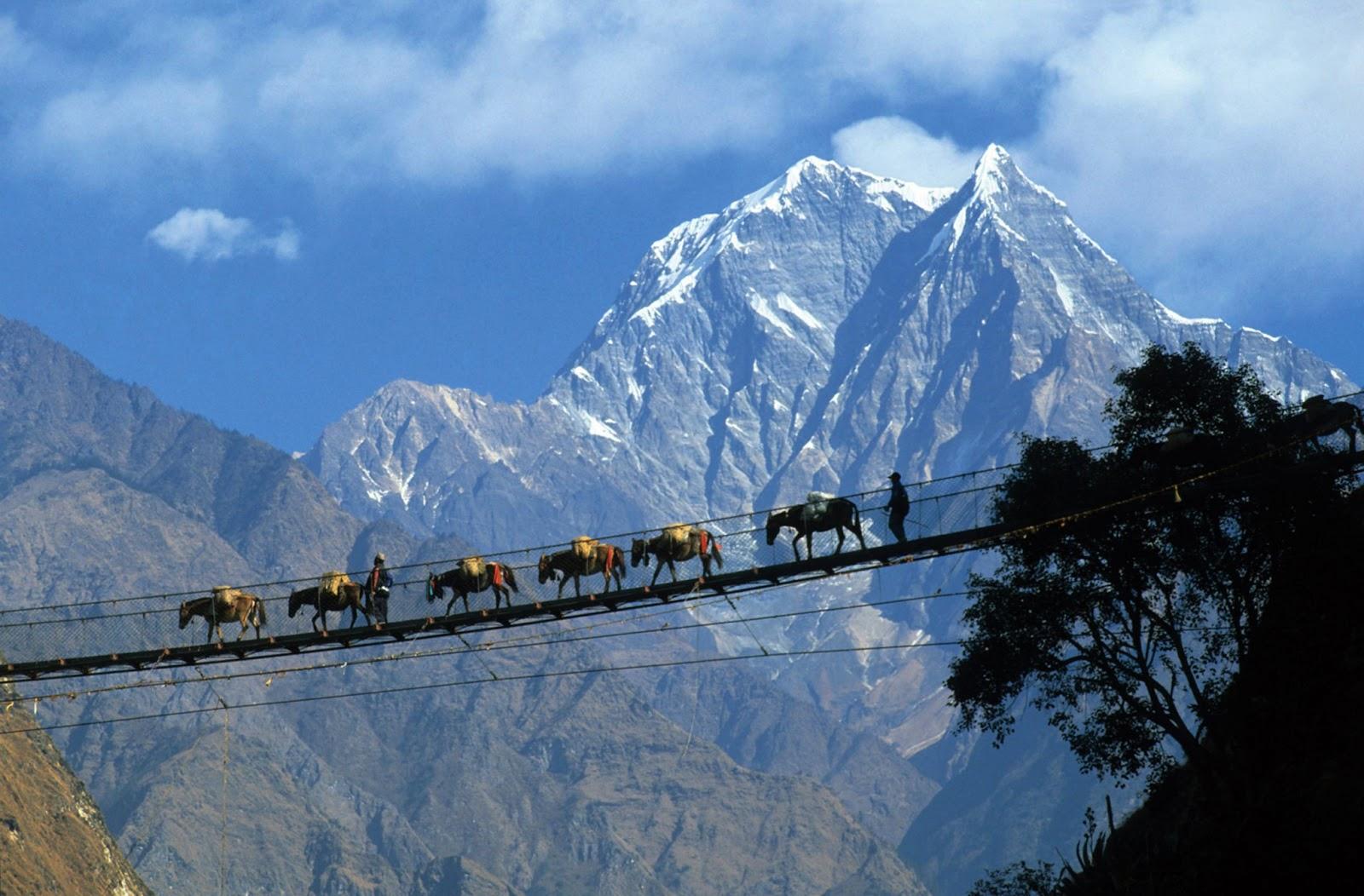to Pokhara city Pokhara valley Nepal Asia 1600x1052