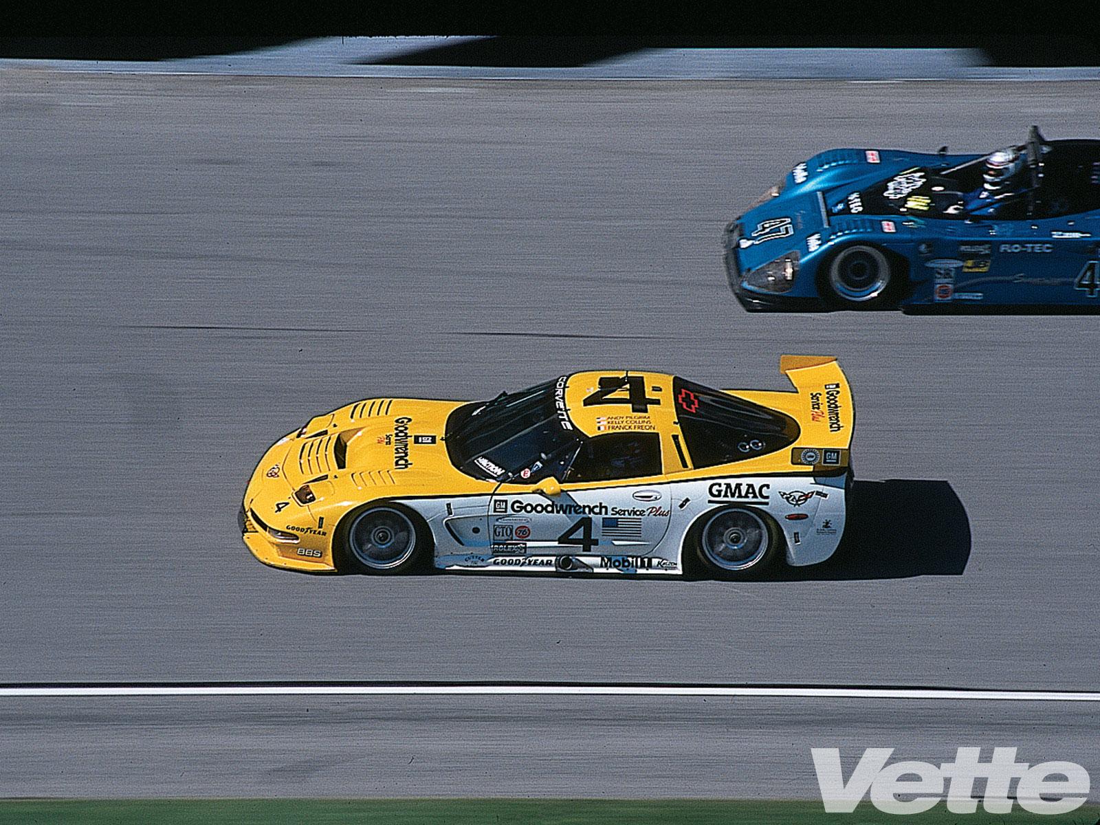 2000 Spec Corvette C5 R Racing 1600x1200