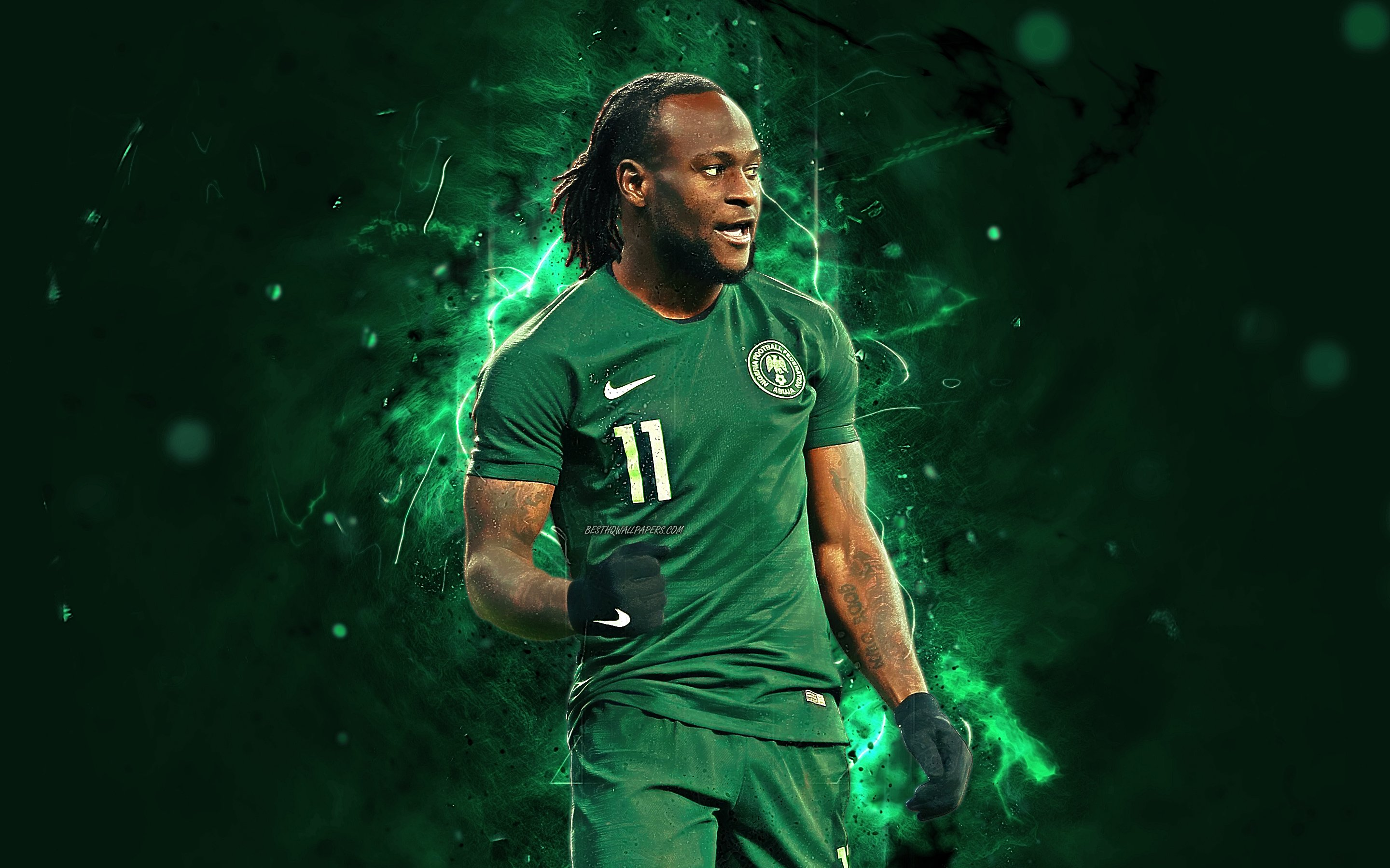 [25+] Nigeria National Football Team Wallpapers On