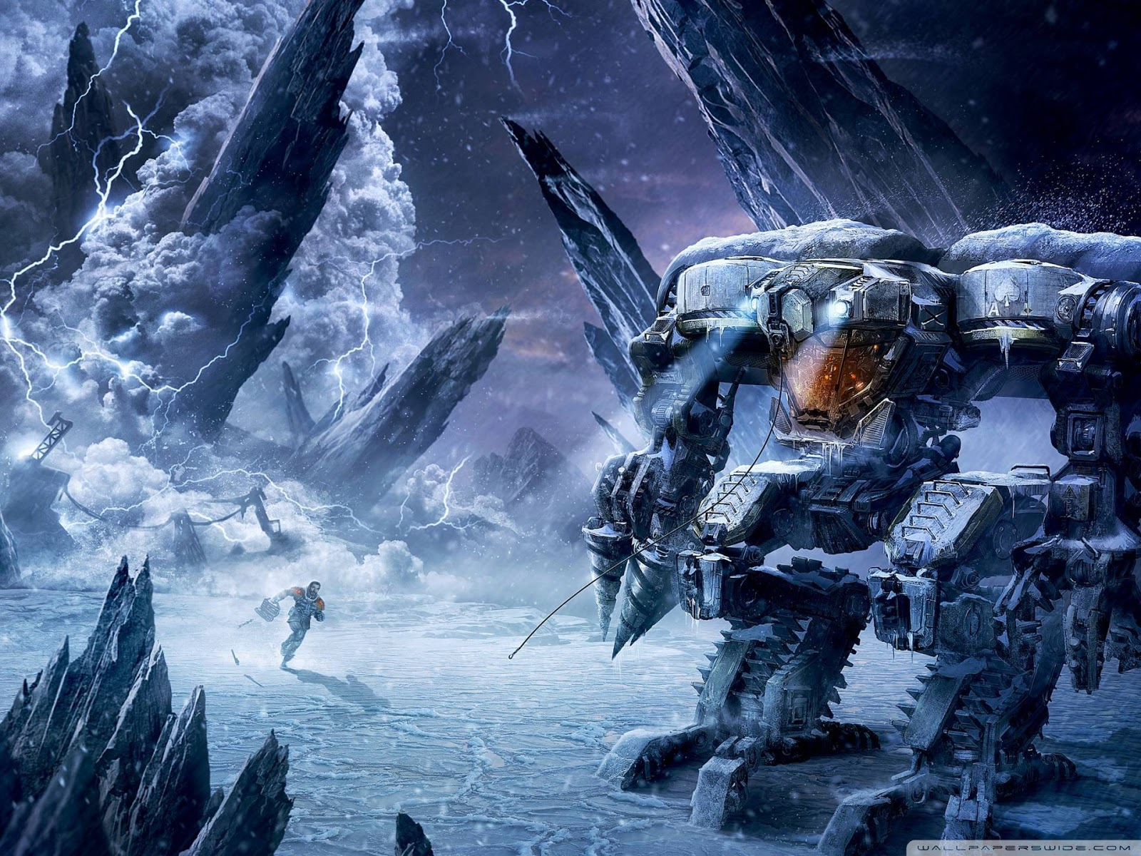 lost planet 3 4 lost planet 3 wallpaper download 1600x1200