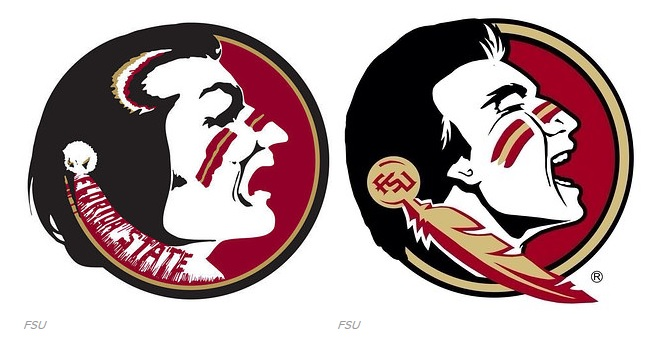 Fsu Seminoles Fsus new logo looks like its 658x351