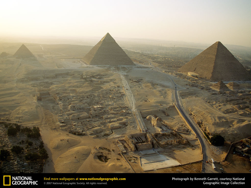 Egypt images Giza Aerial HD wallpaper and background photos 773011 1024x768