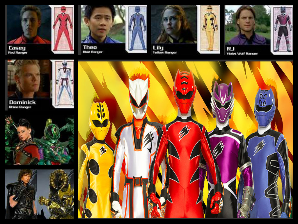Free Download Power Rangers Jungle Fury Images Jungle Fury Team Hd