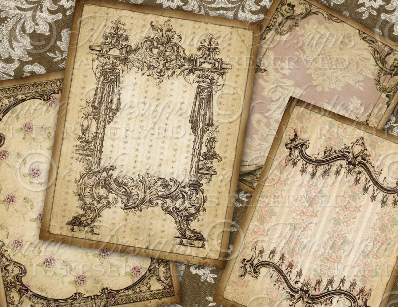 DREAM WALLPAPER Antique Wallpapers 1294x1000