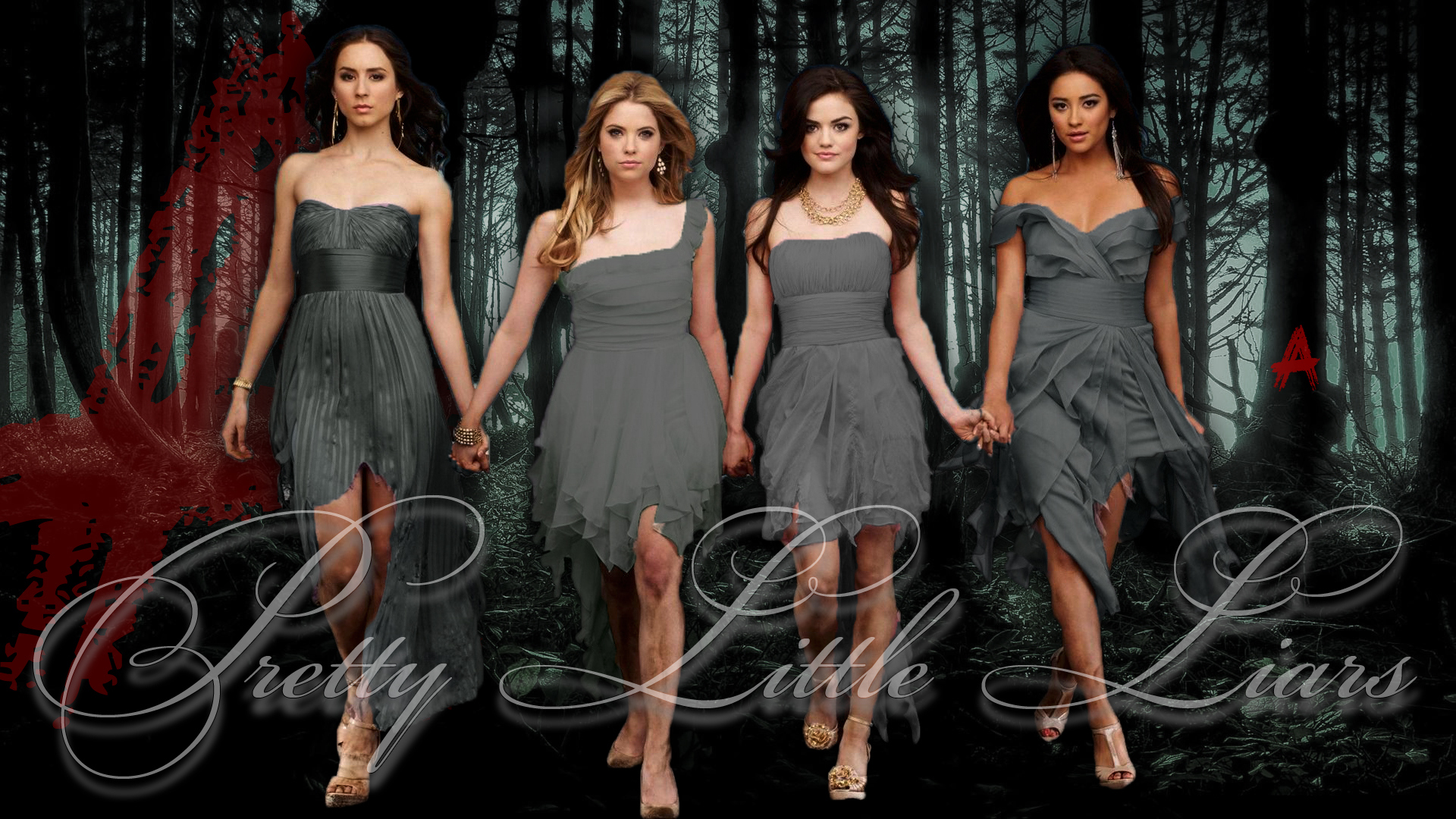 Pretty Little Liars Wallpapers High Resolution and Quality 1920x1080