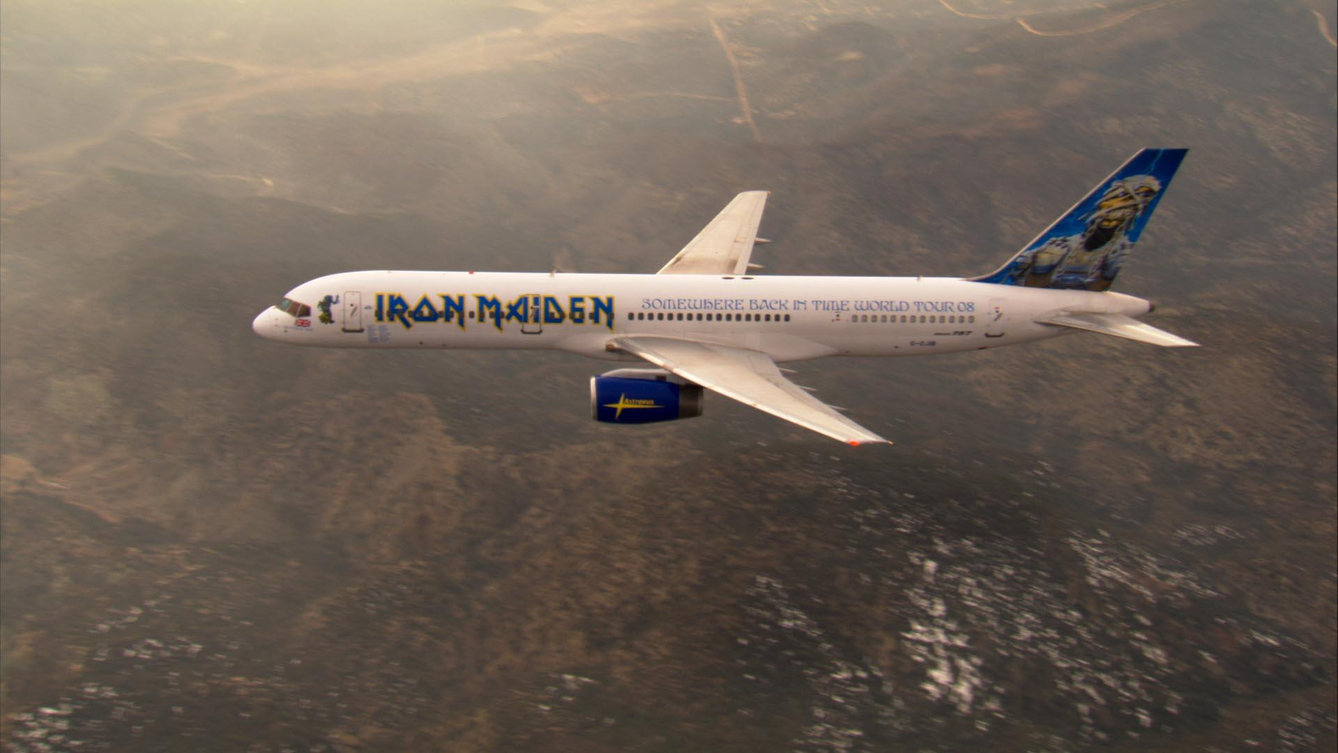 Iron Maiden Flight 666 wallpaper   88743 1920x1080