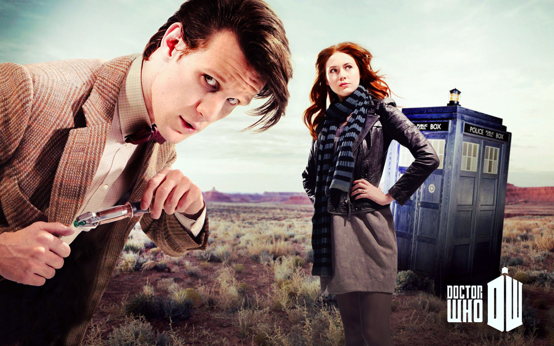 Matt Smith Doctor Who HD Wallpaper 1920x1200