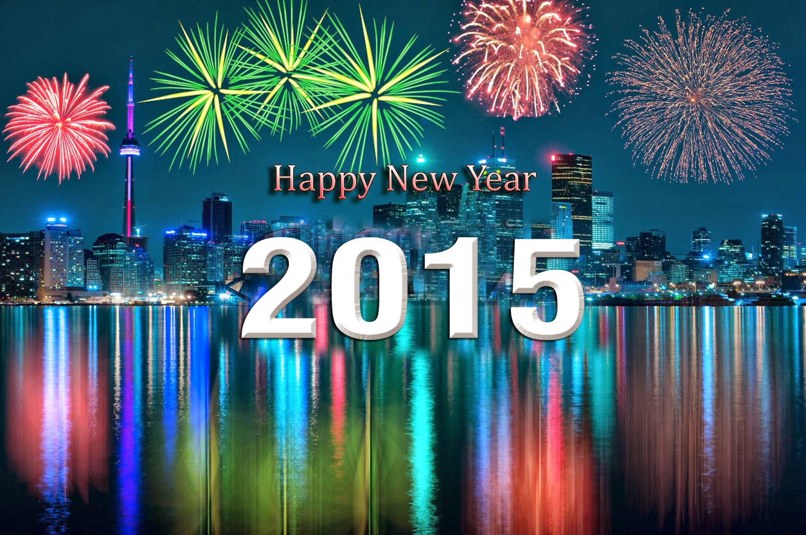 20 Happy New Year 2015 Wallpapers 1600x1062