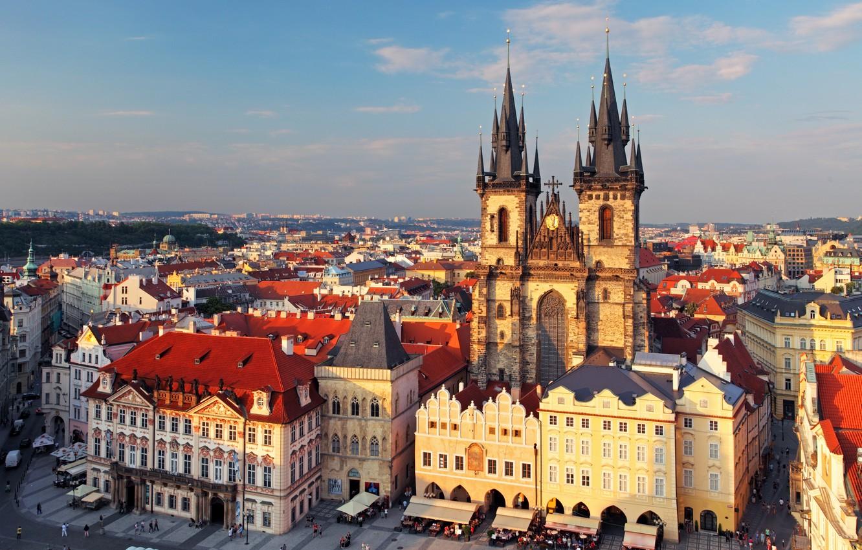 Wallpaper the city Prague Czech Republic Prague Czech Republic 1332x850