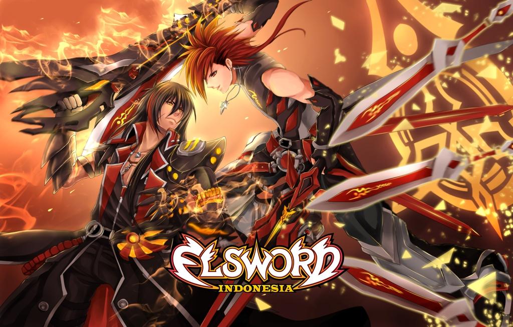 Infinity Sword Elsword   Elsword Character   Zerochan Anime 1024x653