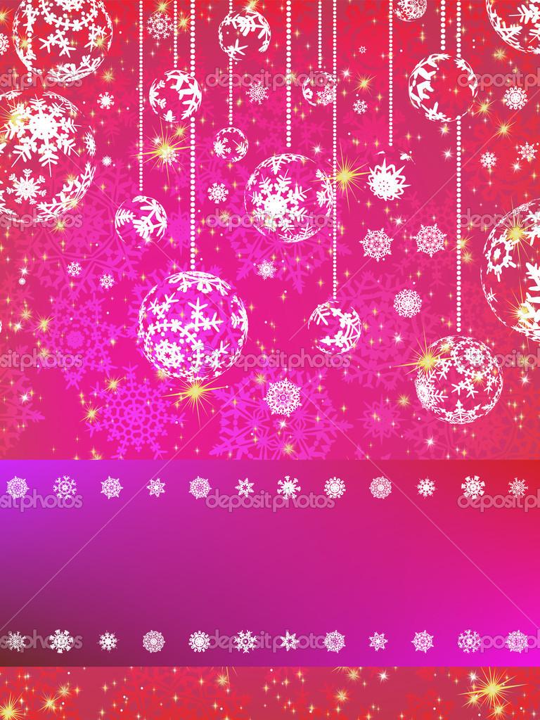 pink christmas wallpaper wallpapersafari