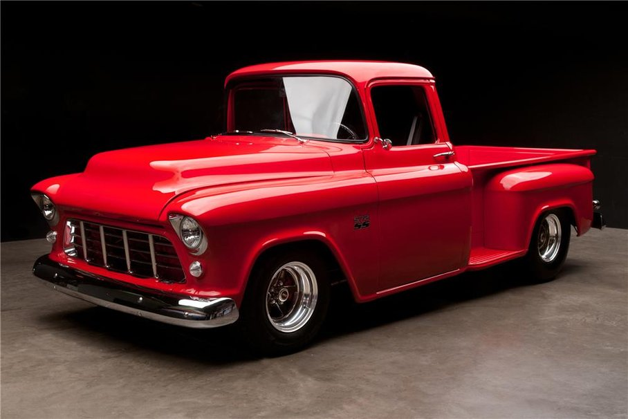 1956 Chevrolet Custom truck wallpaper   ForWallpapercom 908x606