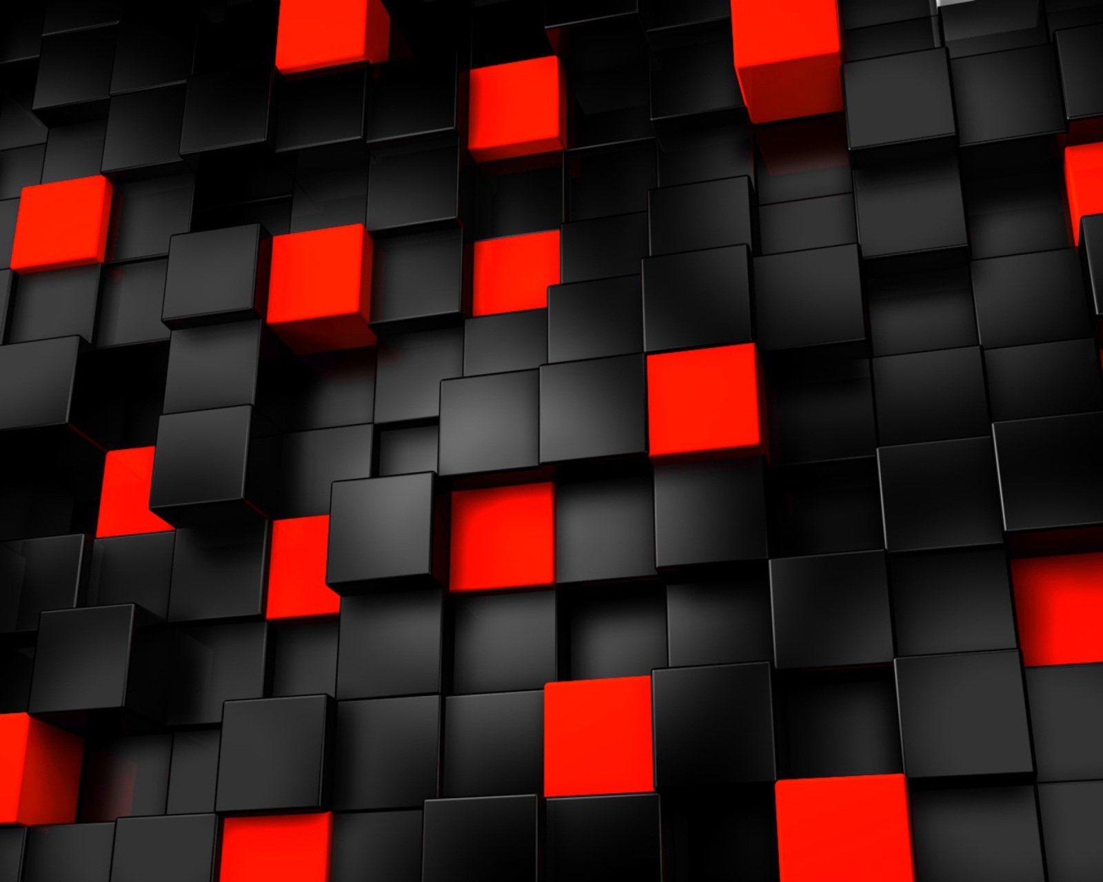 3d black cubes backgrounds wallpapers1 wallpaper with high Car 1600x1280