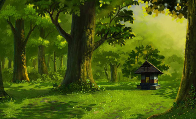 Creating Photoshop Backgrounds for 2D Animation Movies 660x400