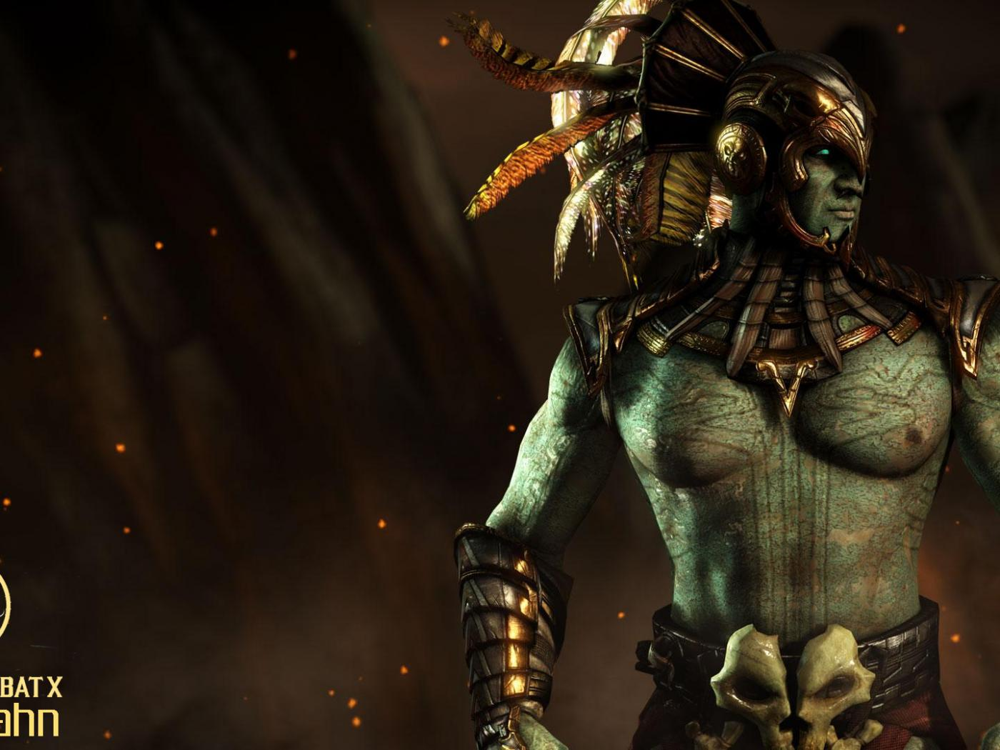Free download Mortal Kombat X Characters Kotal Kahn