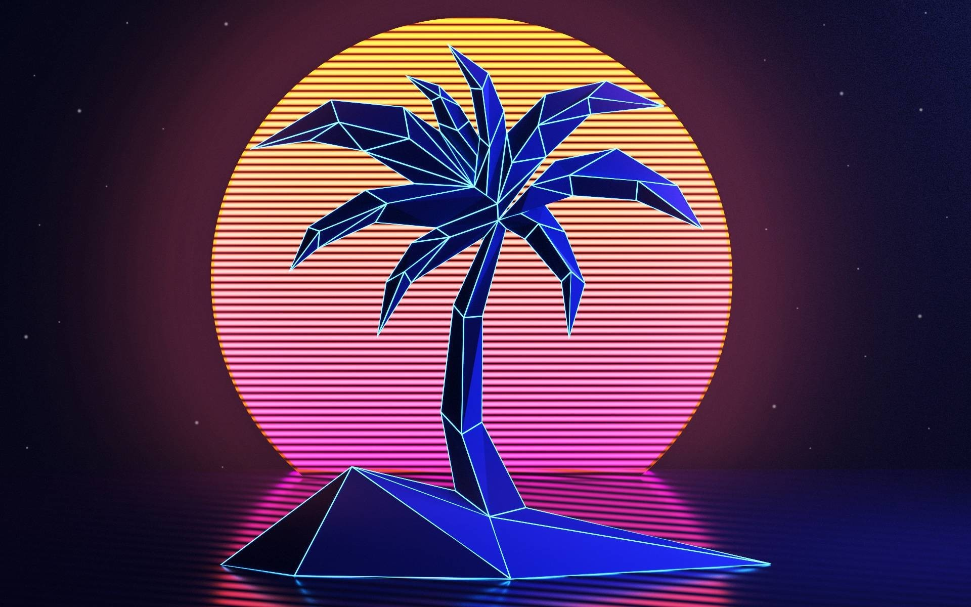 77 Neon 80S Wallpapers on WallpaperPlay 1920x1200