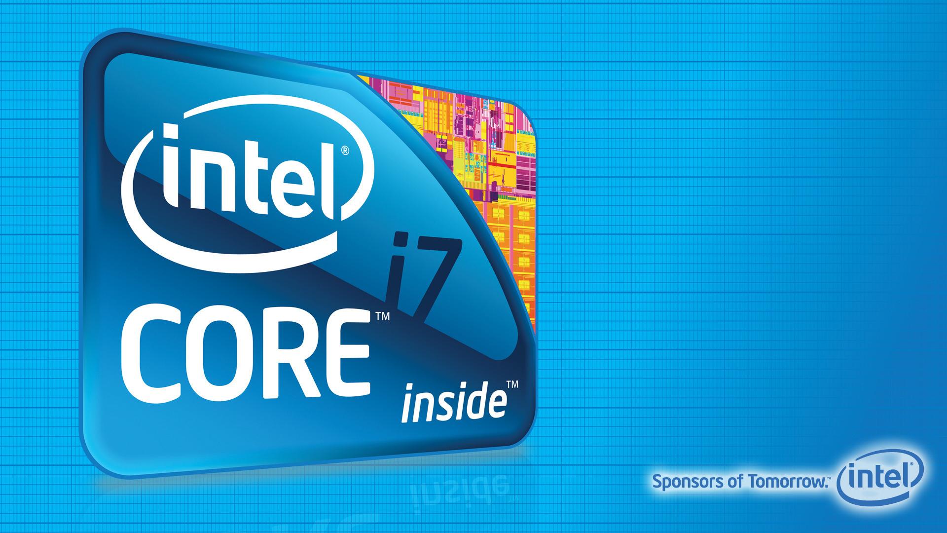Logo Intel core i7 Logo Intel core i7 wallpaper   HD 99Wallpaper 1920x1080