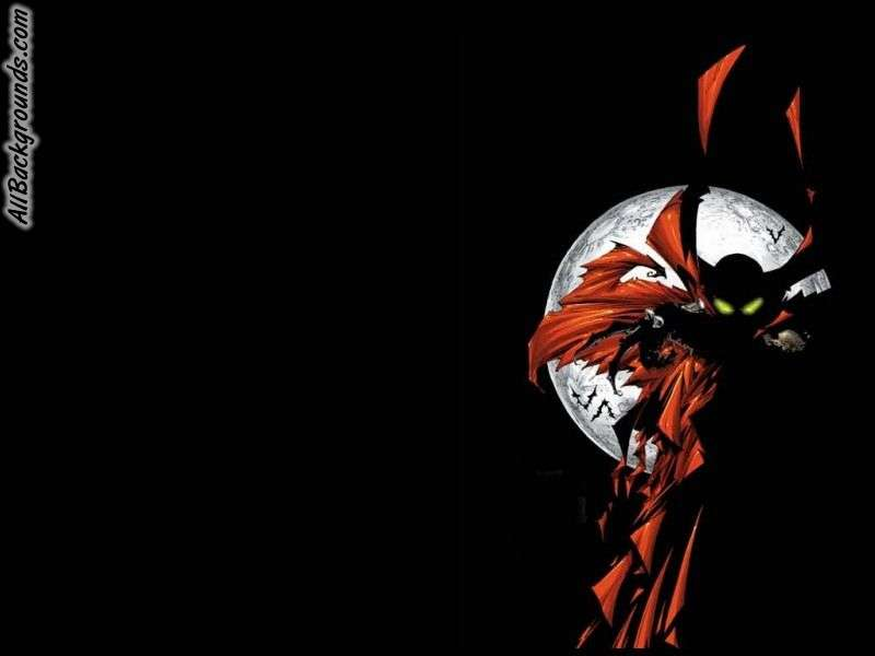 If you need Spawn background for TWITTER: