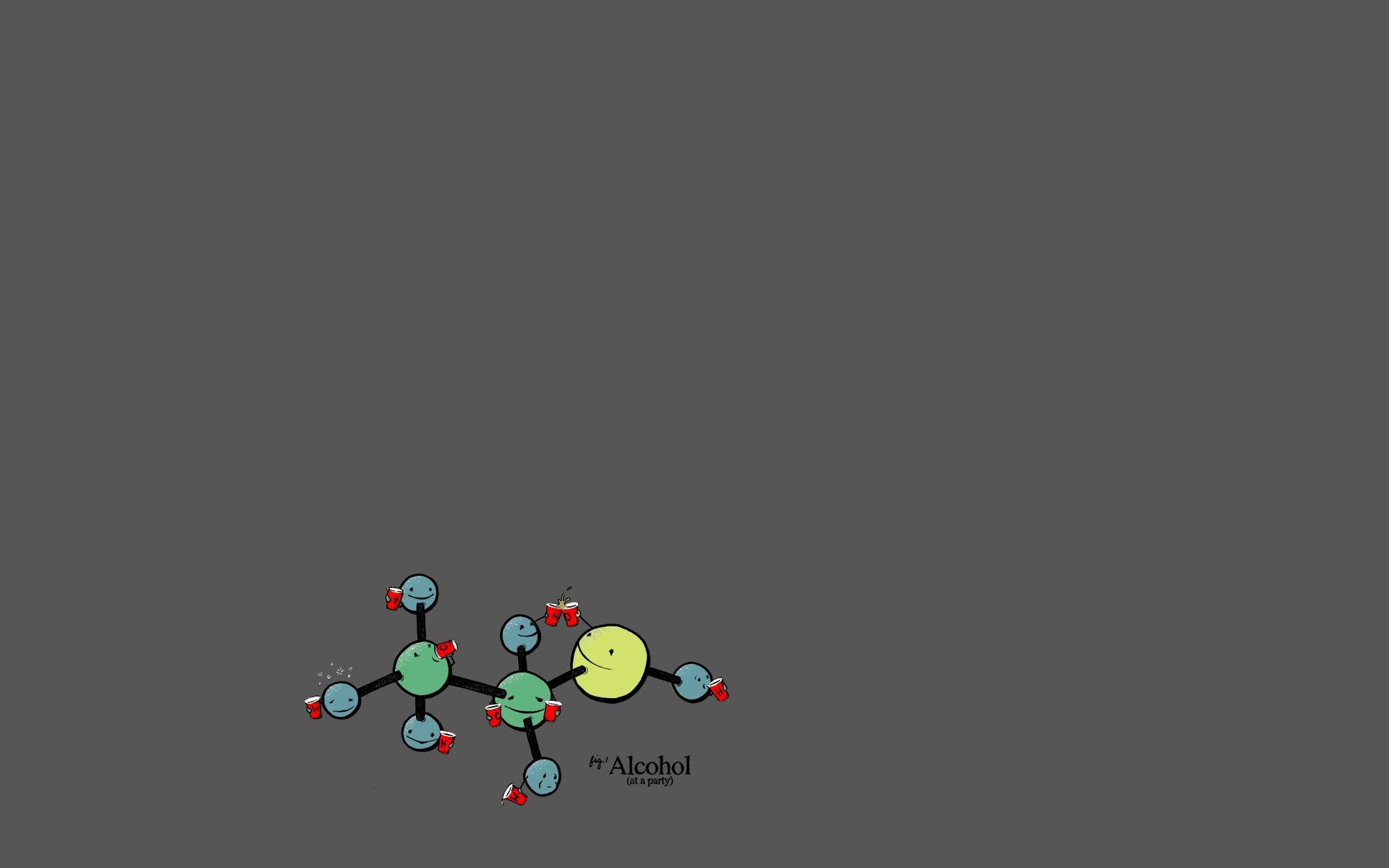 Cute Chemistry Wallpaper