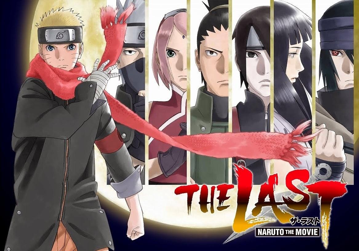 The Last Naruto Movies Poster Wallpaper Pictu 10906 Wallpaper High 1167x819