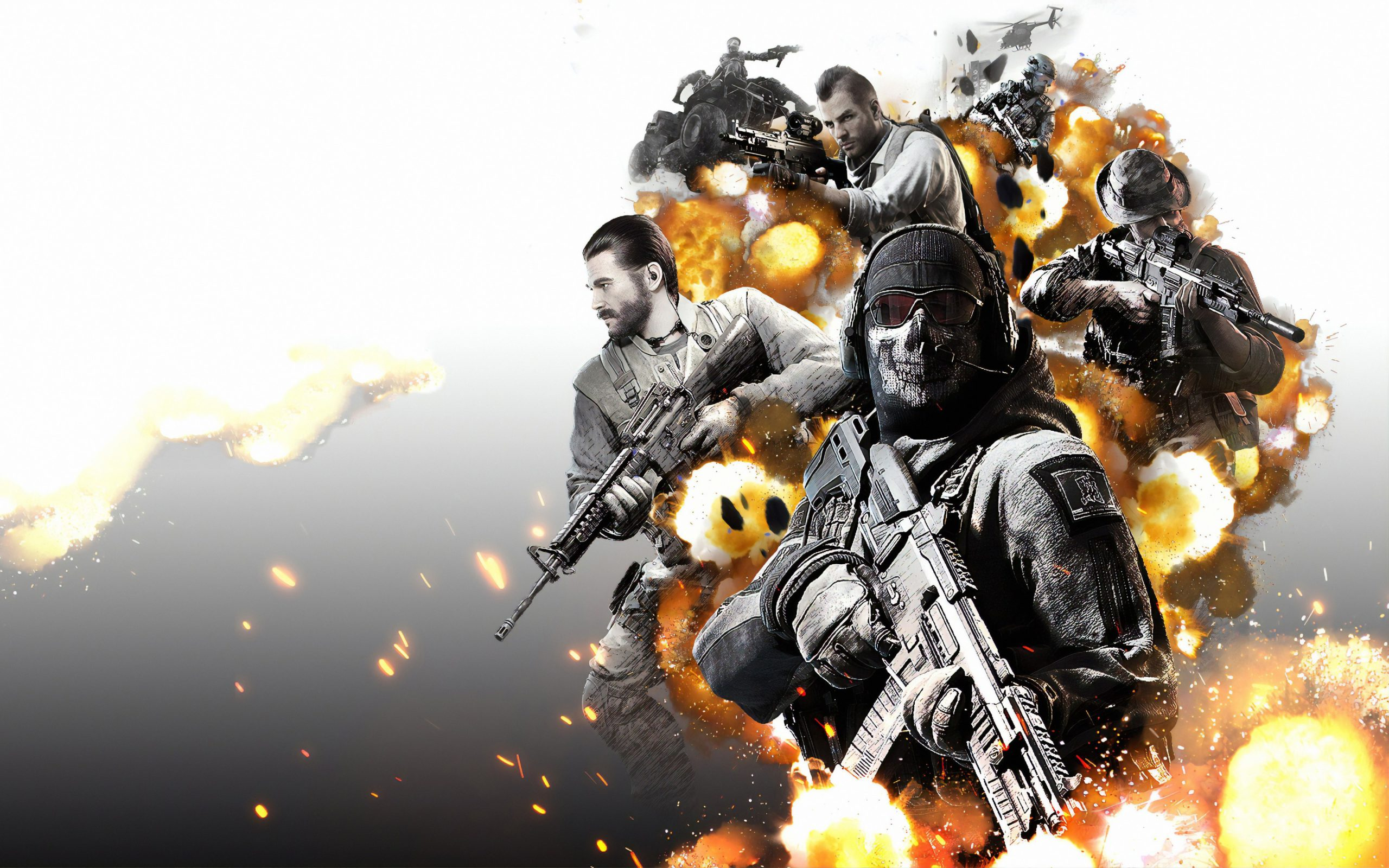 4K Call of Duty Wallpaper   KoLPaPer   Awesome HD Wallpapers 2560x1600