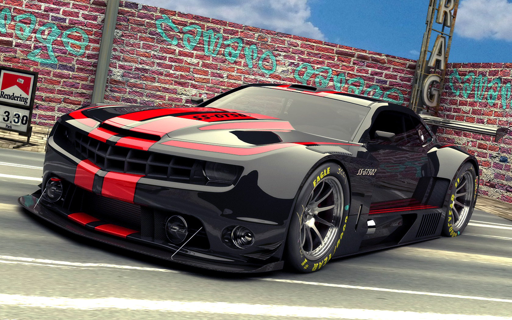 Camaro Wallpaper Transformers hd wallpaper background desktop 1680x1050